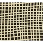 AC403-16 CRISS CROSS Brown on Tint Quadrille Fabric