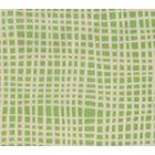 AC403-32SUN CRISS CROSS Jungle Green  Quadrille Fabric