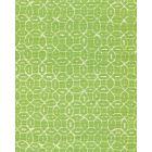 6455-04 MELONG BATIK REVERSE New Jungle on Tint Quadrille Fabric