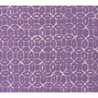 6455-16 MELONG BATIK REVERSE Purple on Tint Quadrille Fabric