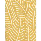 CP1025-01 SAUVAGE REVERSE Butter Yellow Quadrille Fabric