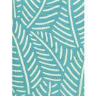 CP1025-03 SAUVAGE REVERSE Turquoise  Quadrille Fabric