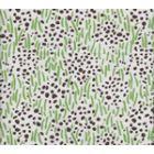 3030-07SUN TRILBY Jungle Brown Dots Quadrille Fabric