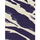 2110-18WSUN NAIROBI Navy on White Quadrille Fabric