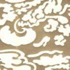 2335-24WP SAN MARCO REVERSE Gold Metallic On Off White Quadrille Wallpaper