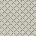 WSB 00460468 EDITH Beige Blue Sandberg Wallpaper