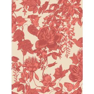 99/7033-CS TIVOLI Coral Cole & Son Wallpaper