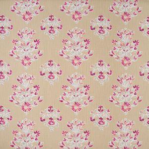 WRIST CORSAGE Berry Carole Fabric