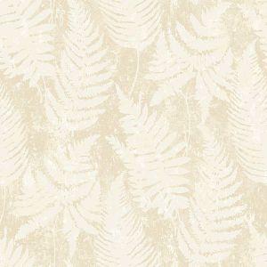 2825-6358 Whistler Leaf Cream Brewster Wallpaper