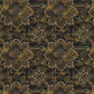 JAFAR Midnight Orchid Fabricut Fabric