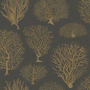 107/2006-CS SEAFERN Black Gold Cole & Son Wallpaper