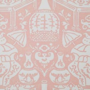 6801 16 The Vase Pink Clarence House Wallpaper