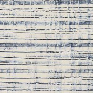 WP88368-005 CROSSCURRENT Indigo Oyster Scalamandre Wallpaper