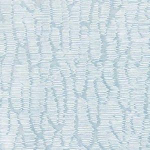 WP88369-003 RAINSHADOW Blue Ice Scalamandre Wallpaper