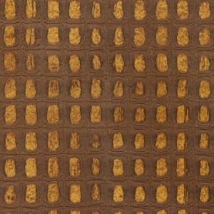 WP88371-004 TORTOISE SHELL Sienna Scalamandre Wallpaper