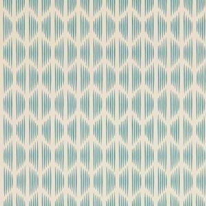 Schumacher Ovington Blues Blue Wallpaper
