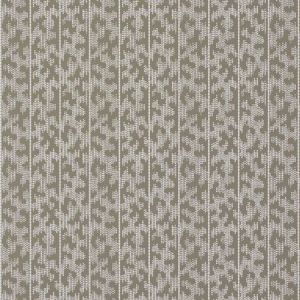 Schumacher Montpellier Flint Wallpaper