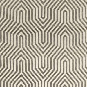 Schumacher Vanderbilt Velvet Dove Fabric