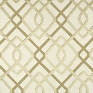 Beacon Hill Wrought Work Ivory Fabric