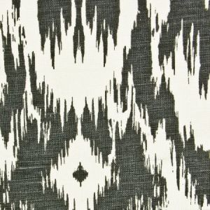 Stout Pomfret Charcoal Fabric