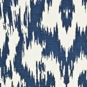 Stout Pomfret Navy Fabric