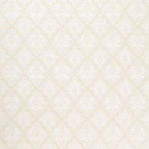 Schumacher Hedgerow Trellis Ivory Fabric