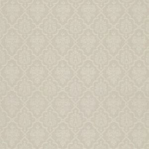 Schumacher Hedgerow Trellis Dune Fabric