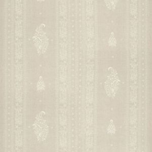 Schumacher Jaipur Linen Embroidery Flax Fabric