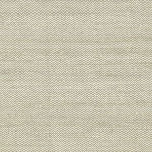 Schumacher Alhambra Weave Taupe Ivory Fabric