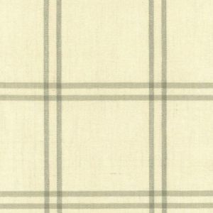 Schumacher Luberon Plaid Haze Fabric