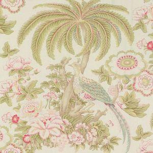 Schumacher Thicket Bright Bloom Fabric
