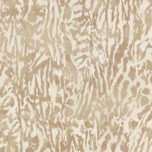 Schumacher Feline Natural Fabric