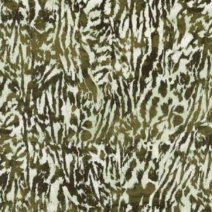 Schumacher Feline Amazon Fabric