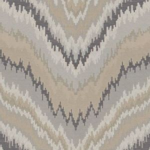 Kravet Flame Modern Pewter Fabric