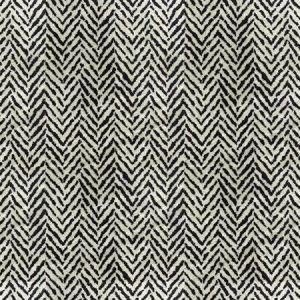 Kravet The Fray Nero Fabric