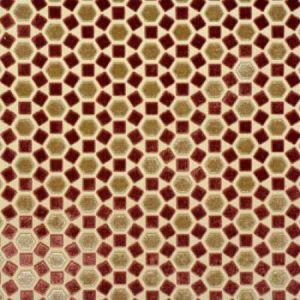 Groundworks York Castle Salmon Fabric