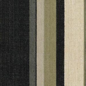 Groundworks Drummond Stripe Onyx Beige Fabric