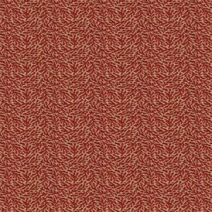 Lee Jofa Annette Red Fabric