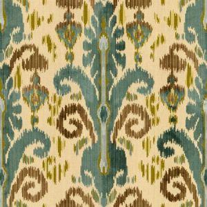 Lee Jofa Pardah Velvet Teal Fabric