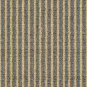 Lee Jofa Vizier Stripe Blue Hazel Fabric