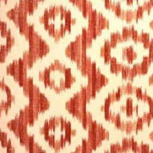Lee Jofa Ikat De Lin Brick Fabric