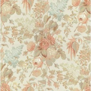 Lee Jofa Clarendon Apricot Moss Fabric