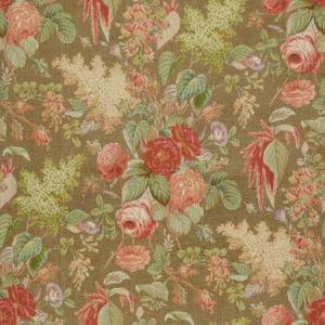Lee Jofa Clarendon Linen Mocha Fabric