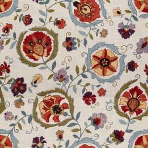 Lee Jofa Montmartre Clay Blue Fabric