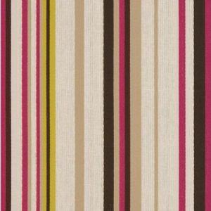 Kravet Rangi Stripe Hydrangea Fabric