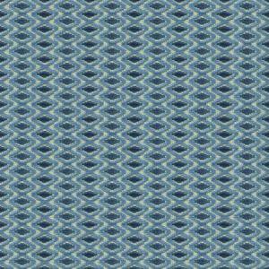 Lee Jofa Otto Trellis Blue Navy Fabric