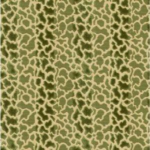 Lee Jofa Timbuktu Velvet Leaf Fabric