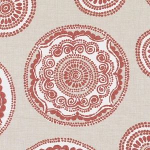 B. Berger DE42508-716 CHILIPEPPER Fabric