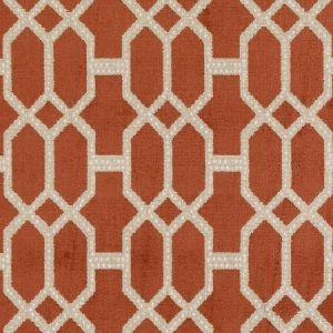 B. Berger DU15747-581 CAYENNE Fabric