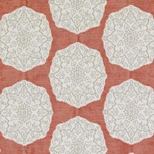 B. Berger DU15766-31 MUTI CORAL Fabric